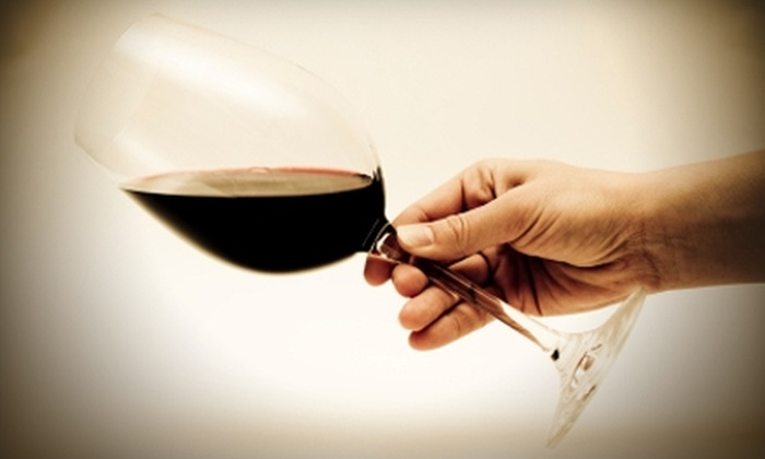 Wines for Humanity - Lansing: $29 for an In-Home Wine-Tasting Event from Wines for Humanity ($59 Value)