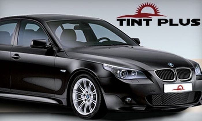 Tint Plus - Laguna Hills: $50 for $100 Worth of Automotive Window-Tinting Services at Tint Plus in Laguna Hills
