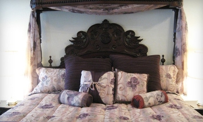 Hotel Matador Bed and Breakfast - Matador: One-Night Stay in a Room or Suite at the Hotel Matador Bed and Breakfast