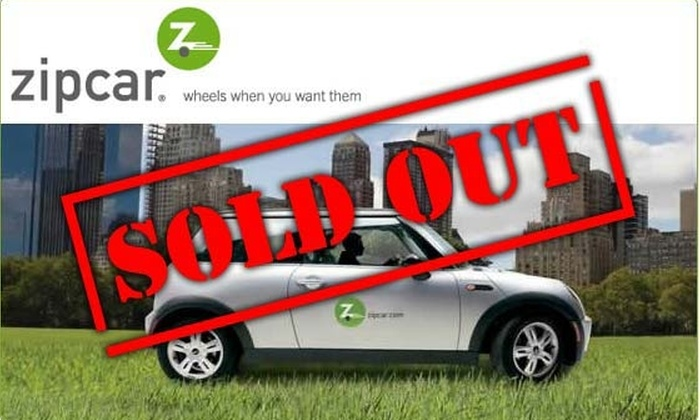 zipcar - Chicago: $35 for Zipcar Membership plus $50 Credit ($125 Value)