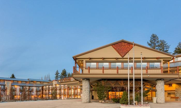 Rustic Big Bear Lake Resort