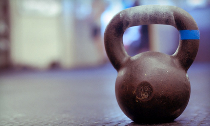 Fitness Xpressions - Nampa: $10 for Five Kettlebell Classes at Fitness Xpressions in Nampa ($50 Value)
