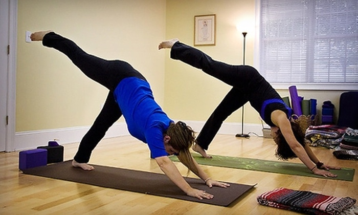 The Yoga Room - Northeast Cobb: $35 for One Month of Unlimited Yoga Classes at The Yoga Room in Marietta ($150 Value)