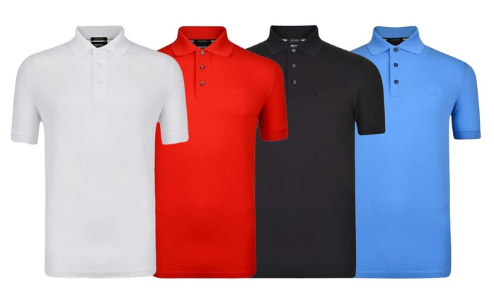 Polo Hugo Boss Ferrara para hombre disponible en diferentes colores y tallas