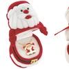 Santa or Snow Man Holiday Pendants