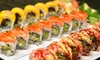 Maki Sushi and Noodle Shop - Bucyrus: $15 for $30 Worth of Asian Cuisine and Sushi at Maki Sushi & Noodle Shop in Park Ridge
