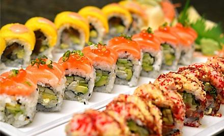 $30 Groupon to Maki Sushi & Noodle Shop - Maki Sushi & Noodle Shop in Park Ridge