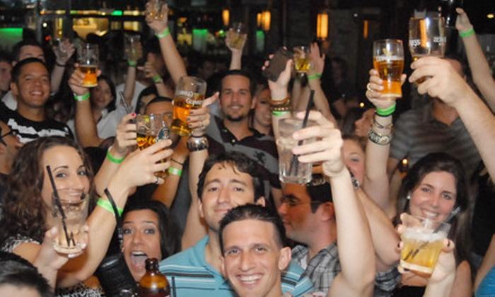 Last Call Pub Crawls - Brickell: $12 for Pub-Crawl Admission from Last Call Pub Crawls ($25 Value)