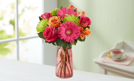 Flowers - Deals & s | Groupon on flower swags for sale, dry flowers for sale, stands for sale, glass for sale, bar accessories for sale, flower art for sale, flower buckets for sale, plants for sale, candlesticks for sale, home decor for sale, flower bouquets for sale, tiles for sale, flower vessels for sale, clear flower vases on sale, artificial flowers for sale, porcelain flowers for sale, marble for sale, chocolates for sale, jugs for sale, figurines for sale,