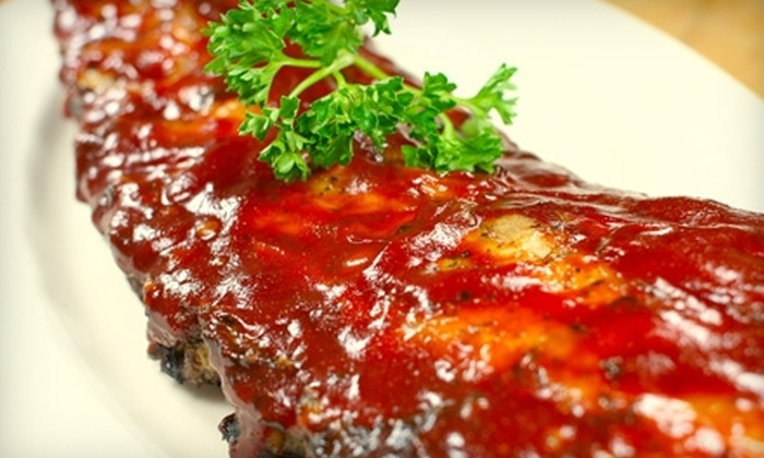 Bruno's Barbeque - Scotts Valley: $15 for $30 Worth of Smoky Sustenance at Bruno's Barbeque