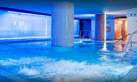 Acceso a spa con opción a masaje y/o bufet en Spa Hotel La Siesta (hasta 70% de descuento)