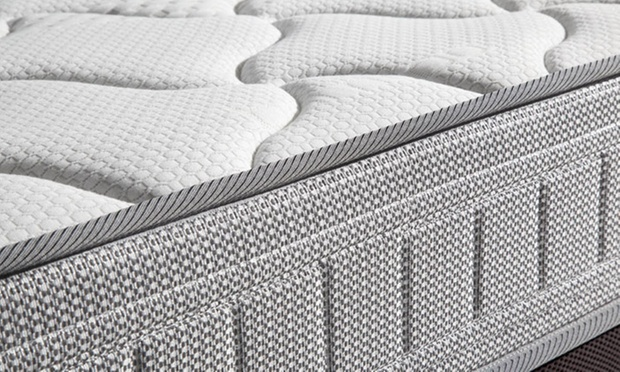 matelas paris m moire de forme groupon. Black Bedroom Furniture Sets. Home Design Ideas