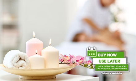 Aromatherapy Massage + Facial Package: 1 ($99) or 2 People ($175) at Gold Coast Massage and Day Spa (Up to $380 Value)