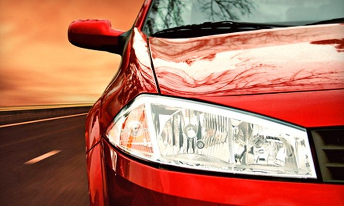 Classique Auto Spa - Liberty Village: Gold or Platinum Detail Package at Classique Auto Spa (Up to 74% Off)