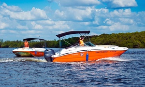 Up to 40% Off Boat Rental at Naples Extreme Family Fun Spot, plus 6.0% Cash Back from Ebates.