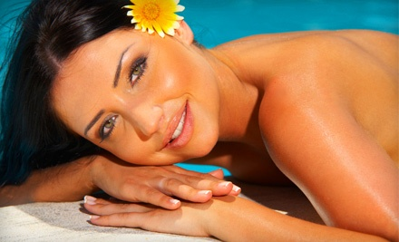 1 Full-Body Spray-Tan Session (a $30 value) - Sun Seekers Tan Spa in Des Moines