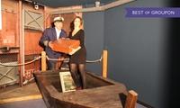 """60 Min. Live Exit Game """"Titanic"""" inkl. Urkunde für 4 bis  8 Personen bei QUEST ROOM (bis zu 36% sparen*)"""