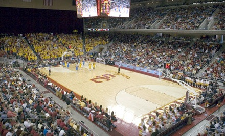 USC Trojans Men's Basketball vs. TCU Horned Frogs on Mon., Dec. 19 at 7:30PM: Tier 1 Seating for 1 - USC Trojans Men's Basketball in Los Angeles