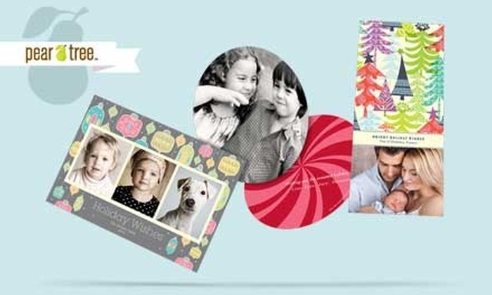 Pear Tree Greetings: $20 for $40 Worth of Greeting Cards and More from Pear Tree Greetings Online