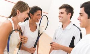 Sport & Spa Bramfeld: 2x oder 5x 45. Min. Squash, Badminton oder Tischtennis inkl. Leihschlägern im Sport & Spa Bramfeld (bis zu 52% sparen*)