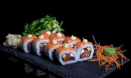 ? Menu sushi All You Can Eat per 2 o 4 persone al ristorante Naruto Sushi (sconto fino a 37%). Prenota&Vai!