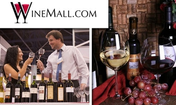 WineMall - Town N County Alliance: $30 for Wine 101 Class at WineMall ($60 Value)