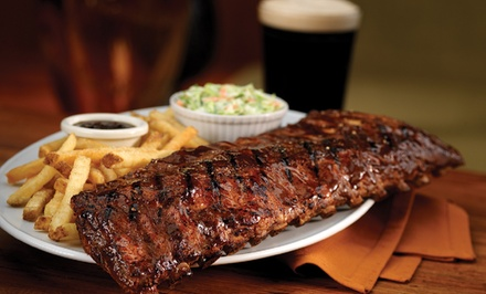 American Fare and Drinks for Lunch or Dinner at Bennigan's - Fort Worth (Up to 53% Off)