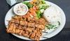 Aryana Mediterranean Cuisine - Tassajara: 20% Cash Back at Aryana Mediterranean Cuisine