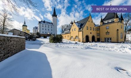 Erzgebirge: 2-4 Tage für 2 Pers. inkl. Frühstück und Wellness und opt. Dinner im 4* Schlosshotel Purschenstein
