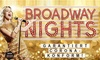 "2x Musical ""Broadway Nights"""