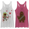 Our Love Will Endor: Star Wars Valentine's Day Tops