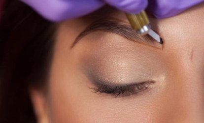 $225 for <strong>Eyebrow</strong> Microblading at Abru by Arezoo ($550 Value)