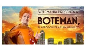 Botemanía: Ingresa 10 € y tendrás hasta 50 € para jugar en Botemanía