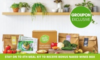 HelloFresh: First or First Two Weeks Delivered Meal Kits from $29.90 (Up to 64% Off) - New Customers Only
