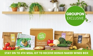 HelloFresh: HelloFresh: First or First Two Weeks Delivered Meal Kits from $29.90 (Up to 64% Off) - New Customers Only