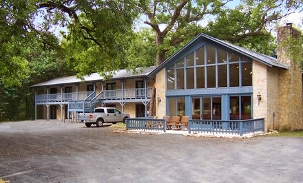 Groupon Deal: Stay at Utopia on the River in Utopia, TX; Dates into August