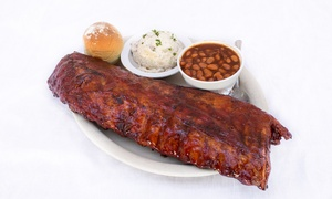 Dillons: Up to 43% Off of Barbecue and American Food at Dillon's Restaurant