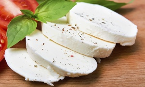 Italian Cheesemaking Tour for One, Four, or Six at Caputo Brothers Creamery, LLC (Up to 62% Off)