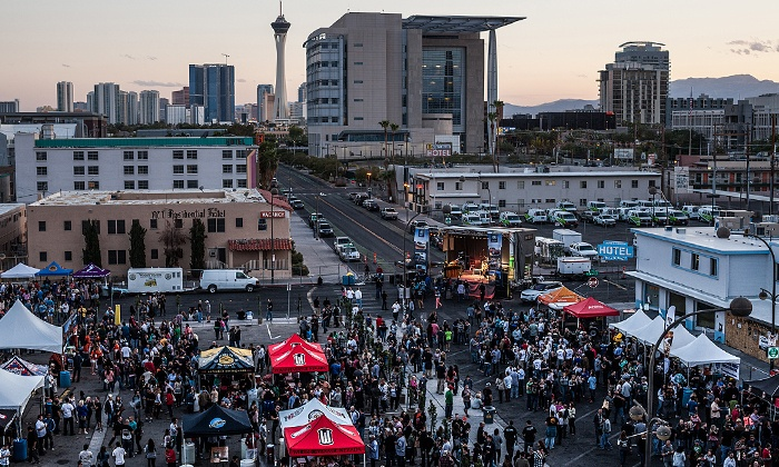Great Vegas Festival of Beer - Downtown: $35 for Entry for One to Great Vegas Festival of Beer, Presented by Motley Brews ($66.47 Value)