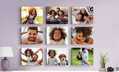 "image for 8""x10"" Custom Canvas Prints from PrinterPix (Up to 94% Off). 6 Options Available."