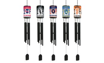 Good Tymes MLB Wind Chimes