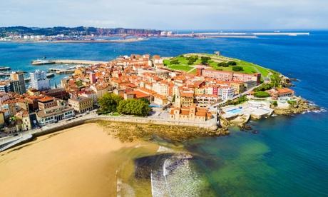 Asturias: 2, 4 o 7 noches para 2 personas