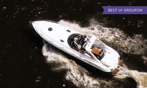 Diplomat Cruises: Secret Agent High Speed Sunseeker Experience in London For Up to Seven People from Diplomat Cruises
