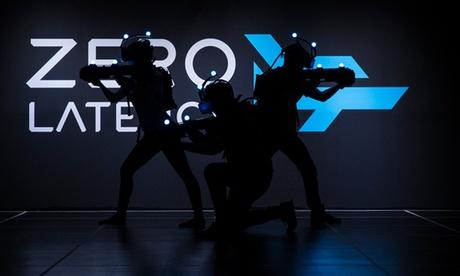 Experiencia de realidad virtual ''Singularity'' para 2, 4 o 6 personas desde 59,95 € en Zero Latency