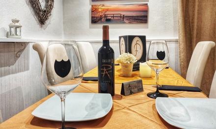 Menú de comida italiana para 2 o 4 personas en Portofino Restaurante (hasta 50% de descuento)
