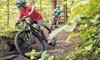 Elektrische mountainbike Ardennen