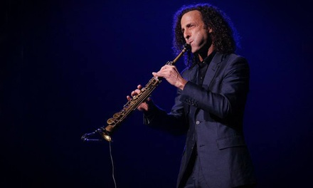 Kenny G at Sands Bethlehem Event Center on December 19 at 8 p.m. (Up to 52% Off)