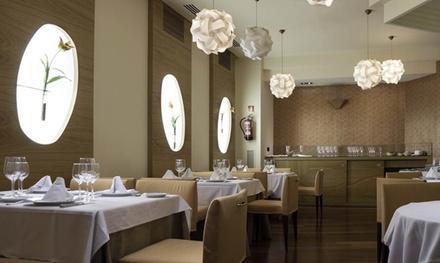 Menú degustación para 2 o 4 con 4 platos, 1 postre y 1 bebida por persona desde 49,90 € en Restaurante La Encina