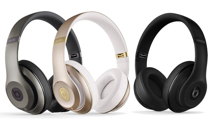 Beats by Dr. Dre Studio 2 Wireless Headphones (Refurbished A-Grade) ... fd6bc5591ee0