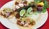 Up to 45% Off Tacos and Margaritas at Taco Mamas